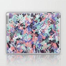 Aquarius - Paint Splatters Laptop & iPad Skin