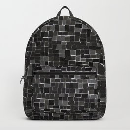 space mosaic Backpack