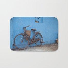 Indian Bicycle 2 Bath Mat