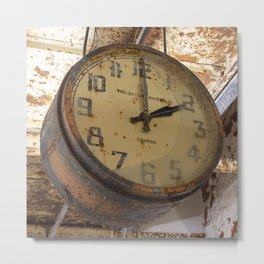 Time stood still 2 Metal Print