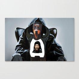 Snoop Dog(g) Canvas Print