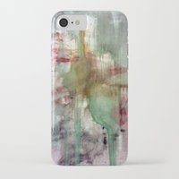 splatter iPhone & iPod Cases featuring Splatter  by Lizzshop