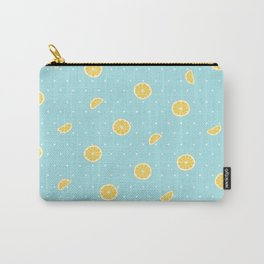Lemon Squeezy Carry-All Pouch