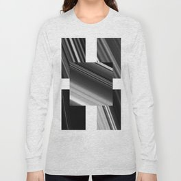 Saturn Rings (all) Long Sleeve T-shirt