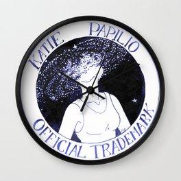 Katie Papilio Wall Clock