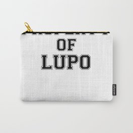 Property of LUPO Carry-All Pouch