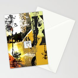 Exquisite Corpse: Round 1 Stationery Cards