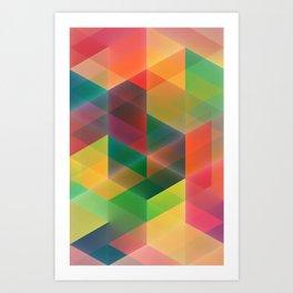 Infernal Machines Art Print