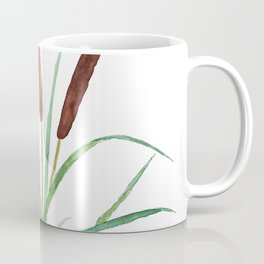 cattails plant Coffee Mug