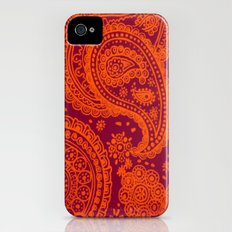 Hokie Paisley Slim Case iPhone (4, 4s)