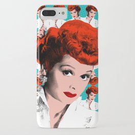 "Classic Queens - Lucy Ricardo ""I Love Lucy"" iPhone Case"