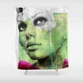 Why not...? Shower Curtain