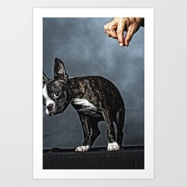 But I Didn't Mean To... Art Print