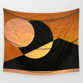Planets Glow Wall Tapestry