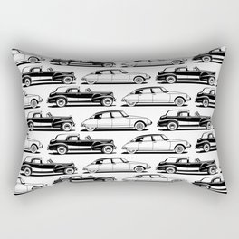Automobiles Rectangular Pillow