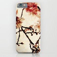 Vintage Cherry Slim Case iPhone 6s