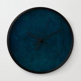 Photography Backdrop: Dark Blue/Green Wall Clock