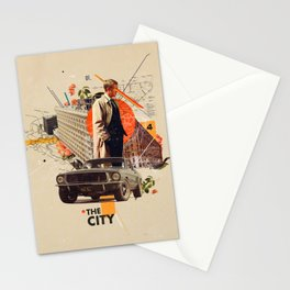 The City 1968 Stationery Cards