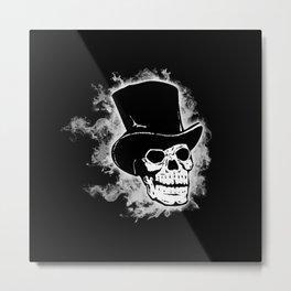 jack o Metal Print