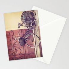 Vintage Bicycle Stationery Cards