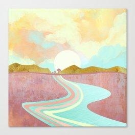 Desert Dusk Canvas Print