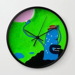 Shy Ronnie Wall Clock