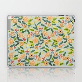 Happiest Flowers Laptop & iPad Skin