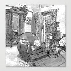 Home Sweet Canvas Print