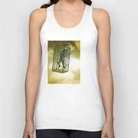 cage Tank Tops featuring Cage by Azure Cricket