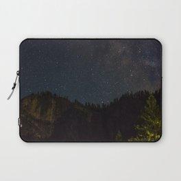The Milky Way Above Yosemite Valley Laptop Sleeve