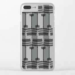 Lotus Shanti Clear iPhone Case