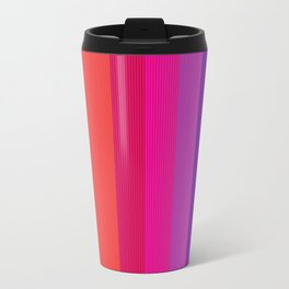Digital Polychromy Travel Mug