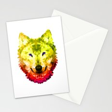 Wolf || Stationery Cards