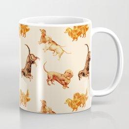 DACHSHUND DOGS Coffee Mug