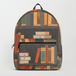 Library Love Backpack