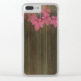 The Glorious Creeper Clear iPhone Case