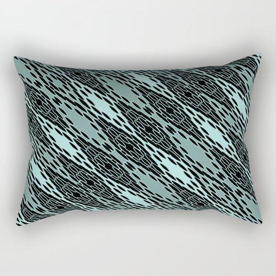 Abstract pattern. Rectangular Pillow