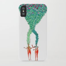 Some kind of nature inspired by Björk's music. Part 2. iPhone X Slim Case