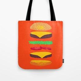 BURG Tote Bag