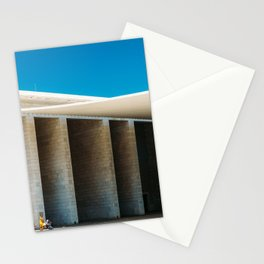 Portuguese National Pavilion In Lisbon, Alvaro Siza Vieira, Wall Art Print, Modern Architecture Art Stationery Cards