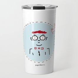 We Could Travel the World Travel Mug