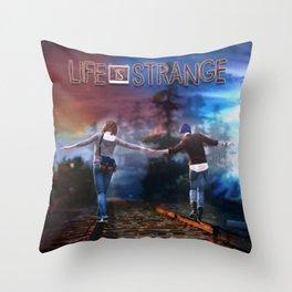Life Is Strange 3 Throw Pillow