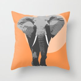 The big father Throw Pillow