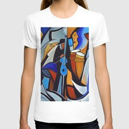 Jazzz for Ed T-shirt