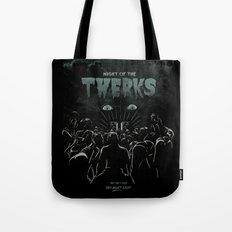 Night of the Twerks Tote Bag