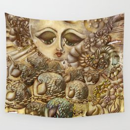 Esclavitud/Slavery Wall Tapestry