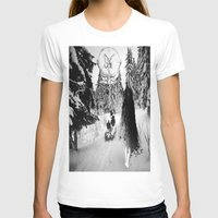 pagan T-shirts featuring Pagan forest by Kristina Haritonova