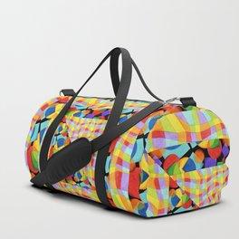 Candy Rainbow Medley Duffle Bag