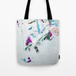 Luck of the Movement - Light Tote Bag
