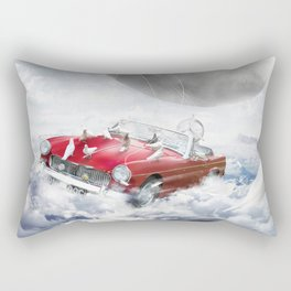 Above & Beyond Rectangular Pillow
